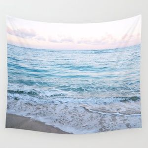 Society6 Large Ocean Tapestry